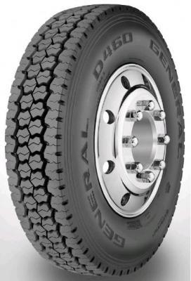 D460 Tires